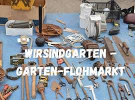 Facebook Gruppe Wir sind Garten - Flohmarkt